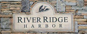 River Ridge Harbor logo linking to landing page for sidebar widget
