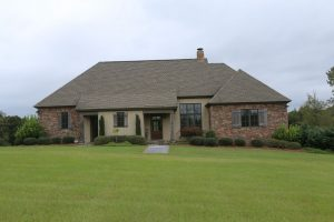 home on 180 acres